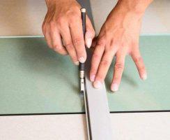 Tische für manuelles Glasschneiden